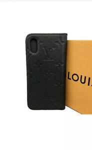 Louis Vuitton Monogram Empreinte Iphone X Xs Cell Phone Case /D1788