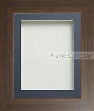 Frame Company Watson gama marrón Imagen Foto Póster Marcos Con Soporte