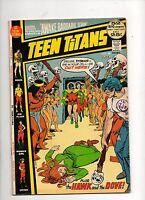 Teen Titans #39 DC Comics 1972 Nick Cardy F+ Silver Age