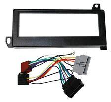 Adaptateur autoradio façade cadre + faisceau câble pour Dodge Viper C1902+