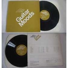 GUITAR MOODS - VA LP Library Music Acoustic Label Boosey & Hawkes UK
