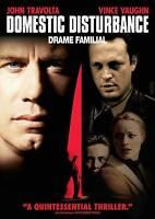 Domestic Disturbance (DVD, 2010, Canadian)