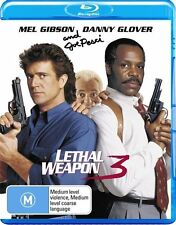 Lethal Weapon 3 NEW B Region Blu Ray