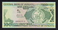 New listing Vanuatu P-1. (1982) 100 Vatu. Unc