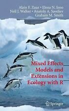 Statistics for Biology and Health: Mixed Effects Models and Extensions in...