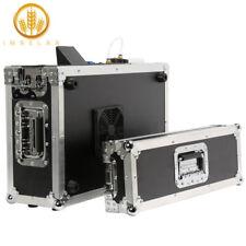 IMRELAX 900W Stage Mist Haze Machine with Flight Case Package Stage Effect Hazer