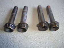 07-12 HONDA CBR600RR OEM FRONT CALIPER BOLTS SET 2011