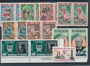 [24010] Dahomey : Good Lot of Very Fine MNH Stamps