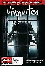 The Uninvited DVD REG 4 AUST - Horror Movie Sci-Fi & Fantasy