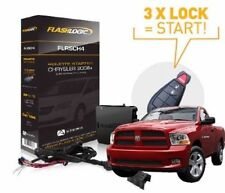 Flashlogic Remote Start for 2012 RAM 1500 8 Cyl. Pickup w/Plug And Play Harness