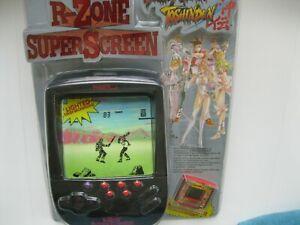 TIGER R ZONE SUPER SCREEN VINTAGE 1996 TAKARA SEALED NIP W/ BATTLE ARENA GAME