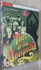 TALES OF THE UNEXPECTED the complete fourth series, 4 four, UK REGION 2 DVD