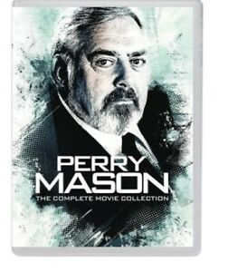 Perry Mason: The Complete Movie Collection (DVD, Box Set) USA SELLER.