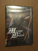 NEW/SEALED ANIME DVD - MIRAGE OF BLAZE VOLUME 4: TRAGIC LOVE (2002)
