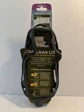 New LL Bean Stabilicers Lite Small Slippery Ice Traction Men 4-7 Women 5-8