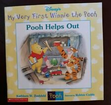 Disney's My Very First Winnie the Pooh, Pooh Helps Out by Kathleen W. Zoehfeld