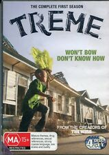DVD SET : TREME, THE COMPLETE FIRST SEASON