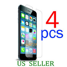 "4pcs Clear LCD Screen Protector Guard Cover Film For Apple iPhone 6 (4.7"")"