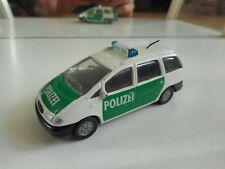 Siku Ford Galaxy 2.8i  Polizei in White/Green