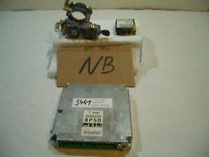 Engine Control Unit Immobiliser BP5DC 1,8 Nb MX5 MX-5 MK2.5 No 5441