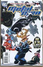 Metal Men 2007 series # 6 near mint comic book