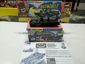 CORGI TOYS.     CUSTOM 267 BATMOBILE