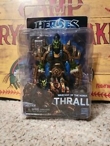 Neca - Heroes of the storm -  World of Warcraft - Thrall Figure - Rare