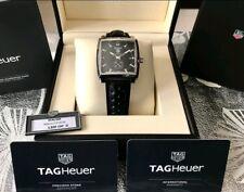 Tag Heuer Monaco automatıc Calibro 6 Black & Diamont Quadrante WW2117