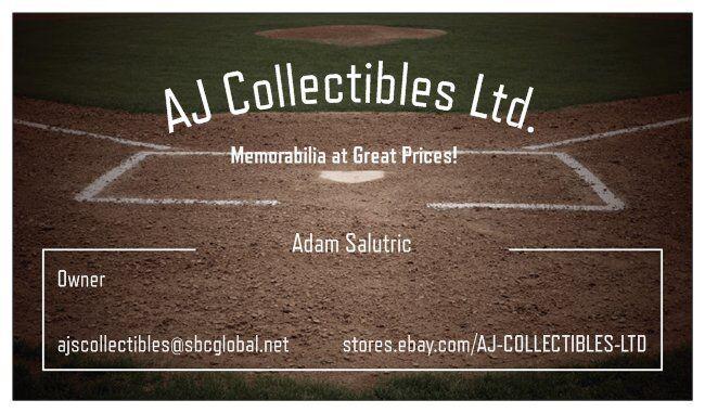 AJ Collectibles Ltd.