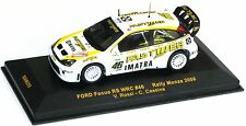 IXO 1:43 FORD FOCUS RS WRC 2006 RALLY MONZA ROJO CASSINA ARTE RAM255
