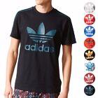 Adidas Originals Various Trefoil Logo Solid & Pattern T-Shirt Collection Men's