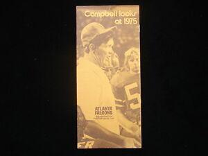 1975 Atlanta Falcons Football Prospectus