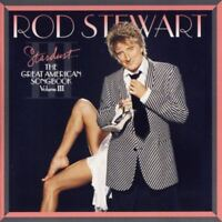 ROD STEWART stardust - the great american songbook volume III CD special edition