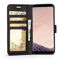 Case Cover For Samsung Galaxy S7 edge Magnetic Flip Leather Wallet Phone Luxury