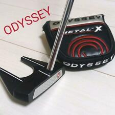 Odyssey Metal -X Metal-X Putter With Cover