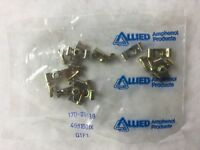 ALLIED AMPHENOL 17D-20419 (4G81601X), Lot of 10 in Bag, NEW, Factory Sealed