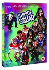 Suicide Squad [DVD] [2016]- Region 2 UK