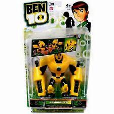 BEN 10 Alien Force Armodrillo 6 Inch Bandai New Factory Sealed 2011
