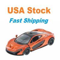 """McLaren P1, Diecast Model Toy Car 5"""", Kinsmart, 3 Colors, 1:36 scale"""