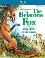 Blu Ray THE BELSTONE FOX. Eric Porter, Bill Travers. Brand new sealed.