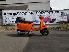 Royal Alloy GT125 Retro Classic Scooter Moped