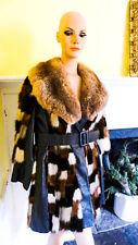 """1970's PATCH Mink Fur Coat """"Samuel D. Crocker """""""