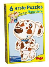 HABA 6 erste Puzzle Haustiere 3902