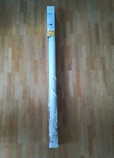Verdunklungsrollo Thermorollo Seitenzugrollo Sonnenschutz Rollo weiß 80cm neu
