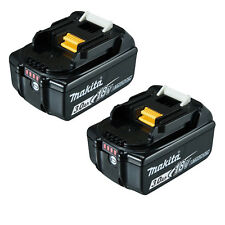 Genuine Makita LXT 18V Li-Ion 3.0Ah Battery 3AMP 2 Batteries Combo Kit