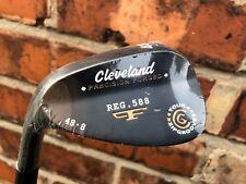 Cleveland 588 Noir Pitching Wedge Regular Flex Manche Graphite Main Gauche 48/08