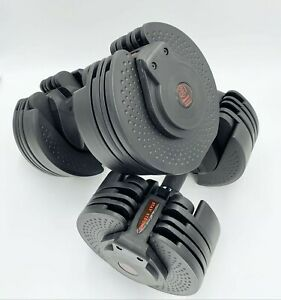 ProFIT Strength Adjustable Dumbbells 5 - 45 lbs. (32 in 1) Same Day Shipping!