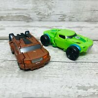 Hasbro Transformers RID One Step Springload & Quillfire Action Figures Rare