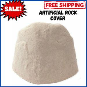 Artificial Rock Cover Fake Boulder Stone Decor Outdoor Garden Landscape Yard