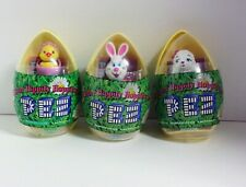 Pez Easter Eggs With Dispensers 3 pcs